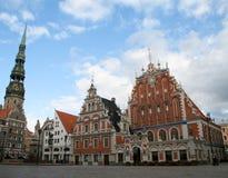 latvia Riga Obraz Royalty Free