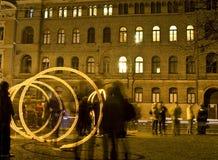 Latvia, Riga 90.a Foto de archivo libre de regalías