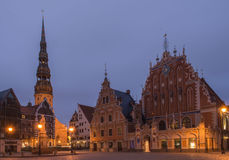 Latvia, Riga Royalty Free Stock Image