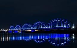 Latvian bridge Stock Photos