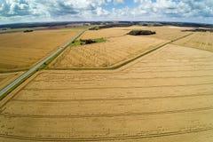 Latvian countryside, Dobele county. Midsummer day in Latvian countryside;  Dobele county Stock Images