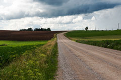 Latvian countryside. Stock Images