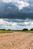 Latvian countryside. Stock Photos
