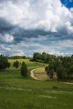 Latvian krajobraz Zdjęcia Stock