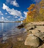 Latvian landscape Stock Photography