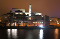 Latvian national opera Royalty Free Stock Photography