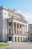 Latvian National Opera in Riga Royalty Free Stock Images