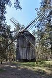 Latvian Open-Air Ethnographic Museum in Riga Royalty Free Stock Image