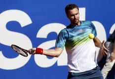 Latvian tennis player Ernests Gulbis Stock Photos
