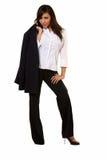 latynoska biznesowej kobieta Fotografia Stock