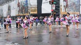 2016 Latynoskich dni parad w Nowy Jork Zdjęcia Stock