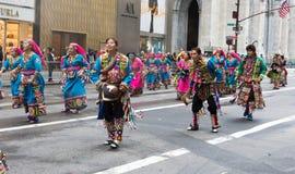 2016 Latynoskich dni parad w Nowy Jork Obraz Stock