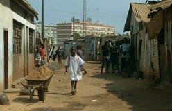 Lauanda, Angola Fotografia Stock Libera da Diritti