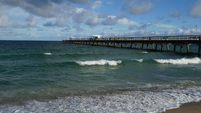 Lauderdale-by-the-Sea in Florida Royalty Free Stock Image