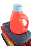 Laudry detergent Stock Image