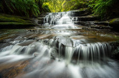 Lauera cascade in Blue mountains. Stock Photography