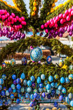 Lauf Easter well Royalty Free Stock Photography