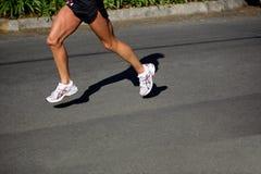 Laufen Stockfoto