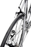 Laufen des Fahrraddetails Lizenzfreie Stockbilder
