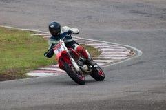 Laufen des Fahrrades in Sri Lanka Stockfoto