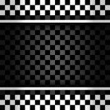 Laufen des quadratischen Hintergrundes lizenzfreie abbildung