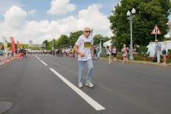 Laufen für das Leben Lizenzfreie Stockfotografie
