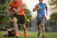 Laufen für Yards Lizenzfreies Stockbild