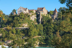 Laufen-Schloss Lizenzfreies Stockbild