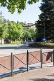 Laufen Sie zum Park #2 Lizenzfreie Stockbilder