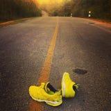 Laufen und Hoffnung Lizenzfreie Stockbilder