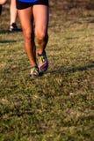 Laufende Füße Lizenzfreie Stockfotografie