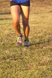 Laufende Füße Lizenzfreie Stockbilder