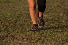 Laufende Füße Lizenzfreies Stockfoto