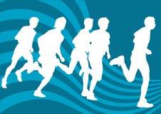 Laufende Jungen Stockbilder