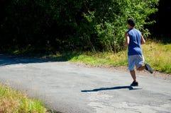 Laufende Männer Lizenzfreie Stockfotografie