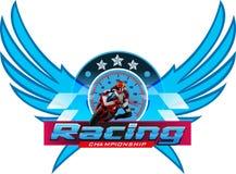 Laufende Meisterschaft stock abbildung