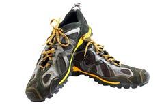 Laufende Schuhe Lizenzfreie Stockbilder