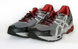 Laufende Schuhe Stockbilder