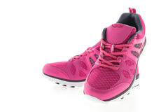 Laufende Schuhe des Sports Stockfotos
