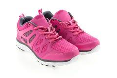 Laufende Schuhe des Sports Lizenzfreies Stockbild