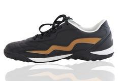 Laufende Schuhe mit Reflexion Lizenzfreie Stockbilder