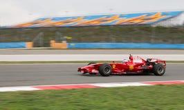 Laufende Tage Ferraris lizenzfreie stockbilder