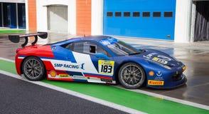 Laufende Tage Ferraris Stockfotos