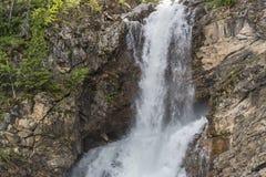 Laufender Eagle Falls Trick Cavern lizenzfreies stockfoto