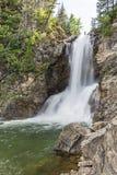 Laufender Eagle Falls und grünes Pool Lizenzfreie Stockbilder
