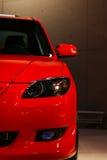 Laufendes Auto Lizenzfreie Stockfotografie