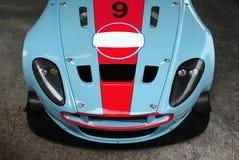 Laufendes Auto Aston-Martin Stockfotografie