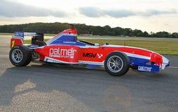 Laufendes Auto des Palmer Sportjaguars Lizenzfreie Stockfotos