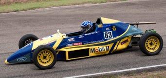 Laufendes Auto F1 in Sri Lanka Stockfotografie