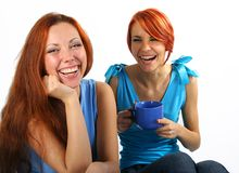 Laugh Stock Photography